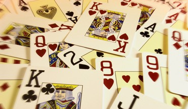 Cartes poker  HD wallpaper