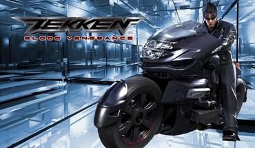 Tekken motorbikes video games HD wallpaper