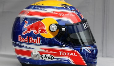 Red bull racing amplifiers helmets HD wallpaper