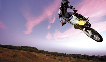 Crazy motocross motorbikes HD wallpaper