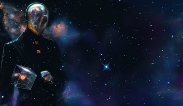 Hex last man standing men outer space HD wallpaper
