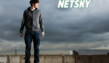 Muzika drum and bass Netsky  HD wallpaper