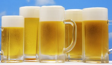 Beers cold HD wallpaper