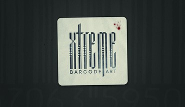 Typografie Barcode  HD wallpaper