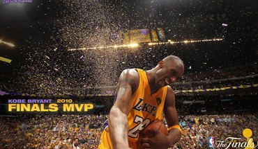 Kobe bryant los angeles lakers athletes celebrity championship HD wallpaper