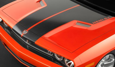 2006 dodge challenger Konzeptkunst  HD wallpaper