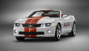 Amercan cars camaro ss chevrolet convertible HD wallpaper