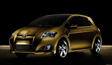 Toyota Auris automobiliai  HD wallpaper