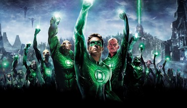 Dc comics green lantern mark strong ryan reynolds HD wallpaper