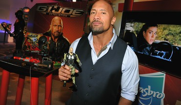 Dwayne Johnson roko aktoriai  HD wallpaper