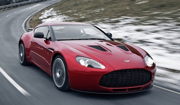 Aston martin v12 zagato cars supercars HD wallpaper