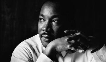 Martin luther king monochrome HD wallpaper