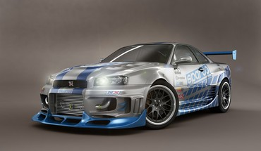 Jdm japanese domestic market nissan skyline r33 cars HD wallpaper