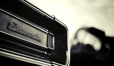 Cars classic macro monochrome muscle HD wallpaper