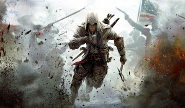 Assassins Creed III pc  HD wallpaper