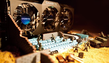 Gigabyte technologie des ordinateurs  HD wallpaper
