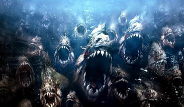Piranha 3d rebel HD wallpaper