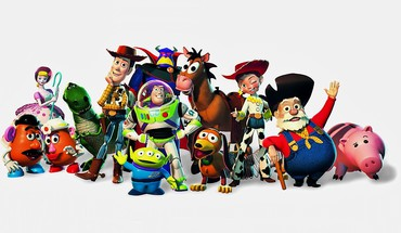 Toy Story 2 Kunstwerk Fan-Art  HD wallpaper