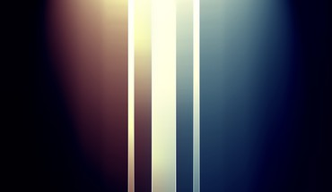 Light stripes HD wallpaper