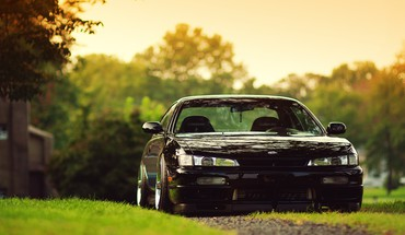 نيسان سيلفيا S14 سيارات  HD wallpaper