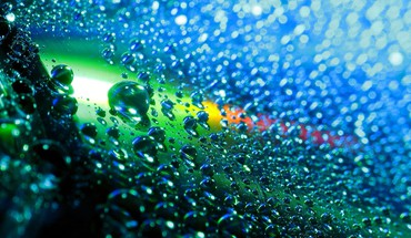 Drops HD wallpaper