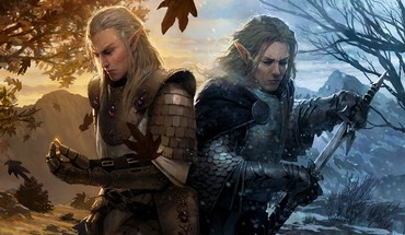 Marek okon armor concept art elves seasons HD wallpaper
