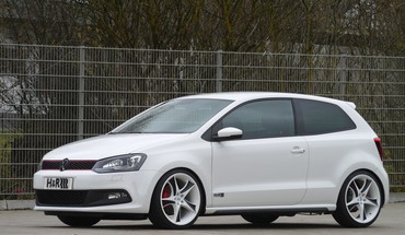 Volkswagen polo cars HD wallpaper