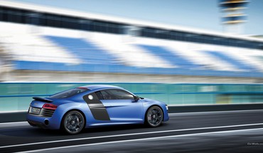 Cars roads audi r8 v10 HD wallpaper