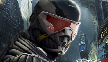 Crysis 2 games soldiers video HD wallpaper