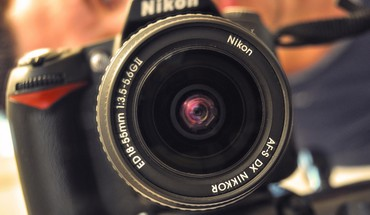 Nikon DSLR  HD wallpaper