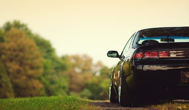 Rinkos Nissan 200SX S14 Silvia kouki tailight  HD wallpaper