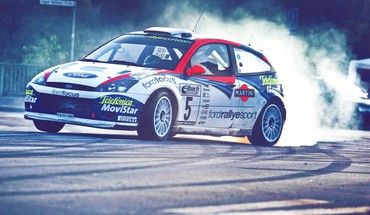 Colin McRae Rally automobilių  HD wallpaper