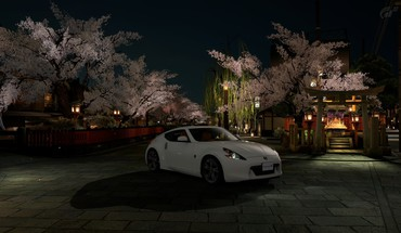 Domestic market nissan 370z playstation 3 cars HD wallpaper