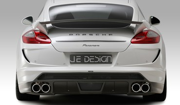Je design porsche panamera HD wallpaper