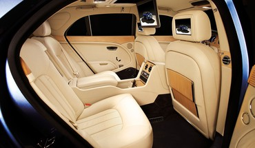 Bentley Mulsanne intérieur  HD wallpaper