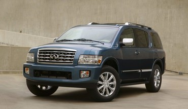 Cars vehicles infiniti qx56 HD wallpaper