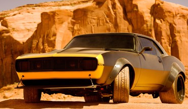 Bumblebee transformers 4 HD wallpaper