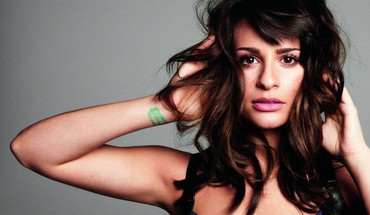 Lea Michele  HD wallpaper
