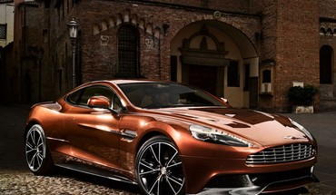 Voitures Aston Martin AM310 vanquish  HD wallpaper
