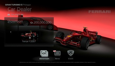 "Vienas ""Gran Turismo 5 PlayStation 3 Scuderia  HD wallpaper"