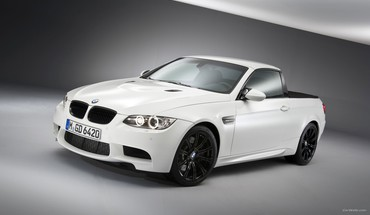 Bmw m3 pickup cars HD wallpaper