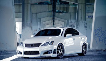 Lexus ISF automobiliai tuningas  HD wallpaper