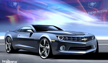 Chevrolet Camaro RS автомобили  HD wallpaper