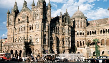 India asia mumbai HD wallpaper