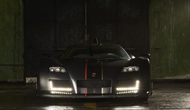 Автомобили Gumpert Apollo передние суперкаров  HD wallpaper