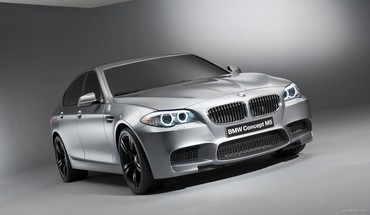 Bmw m5 concept cars HD wallpaper