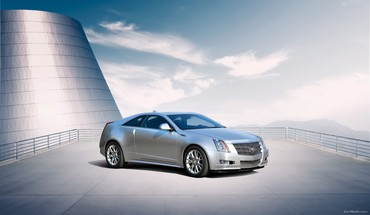 Cadillac CTS automobilių kupė  HD wallpaper