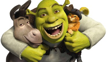 Shrek jeux d'animation  HD wallpaper