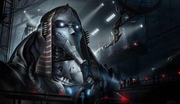Prozorov artwork projet d'art d'imaginaire de pharaon Dmitriy  HD wallpaper