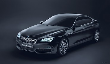 Serijos BMW Gran Coupe automobiliai  HD wallpaper